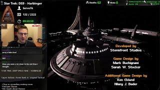 Star Trek: Deep Space Nine - Harbinger game ending - Adventure Quest #124