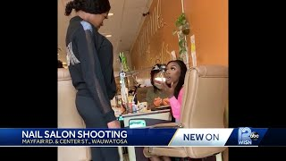 Fight involving 3 women leads to shooting inside nail salon