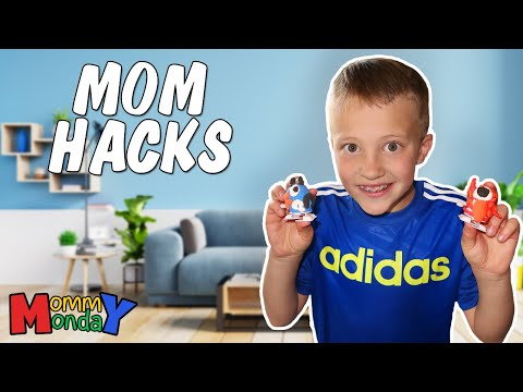 Building Robots, Mommy Gets Sick & 5 MILLION PHOTOS! || Mommy Monday