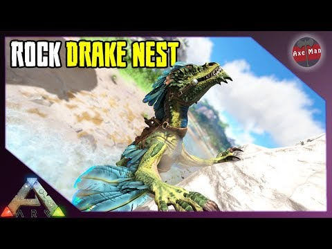 FINDING THE ROCK DRAKE NEST   CAN WE GET SOME EGGS