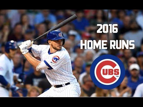 Kris Bryant   2016 Home Runs