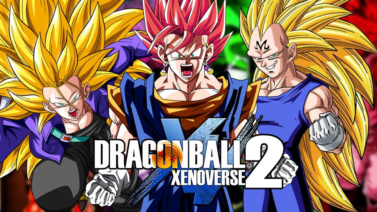 DRAGON BALL XENOVERSE 2_20200120085443 - YouTube