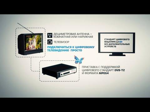 Цифровое эфирное телевидение. Сигнал к лучшему!