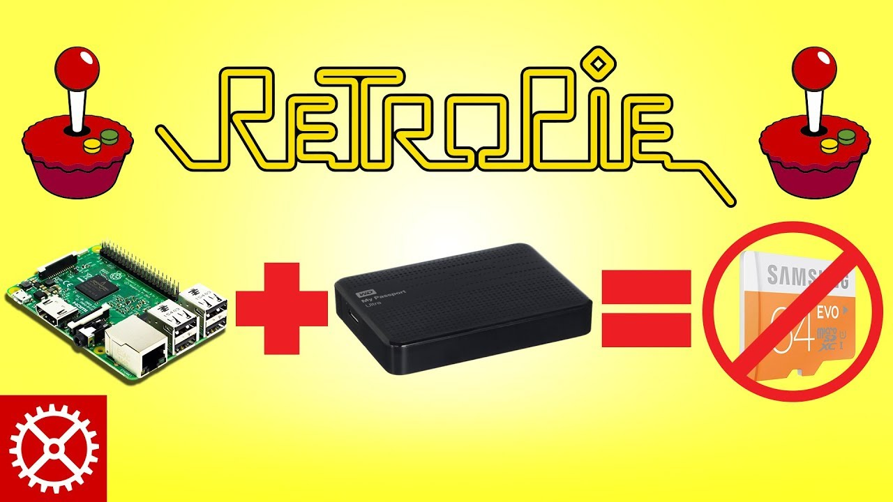 How to Create a RetroPie USB Boot Drive for Raspberry Pi 3