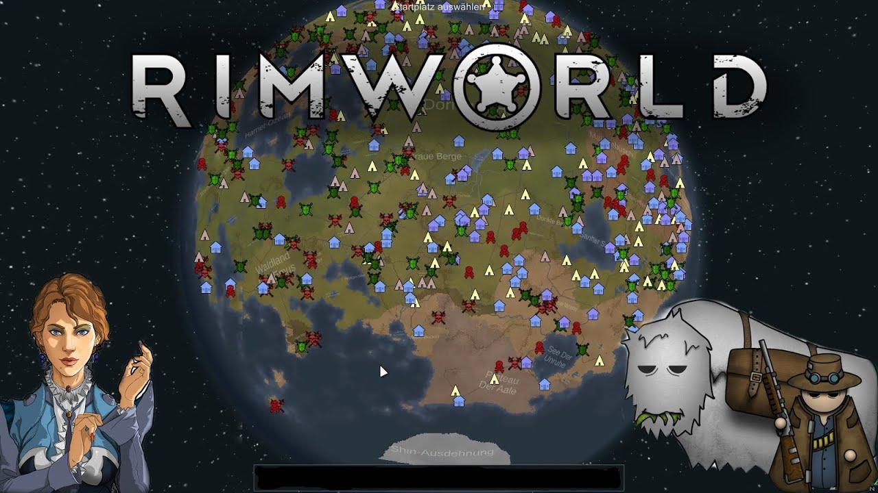 Rimworld S3E1