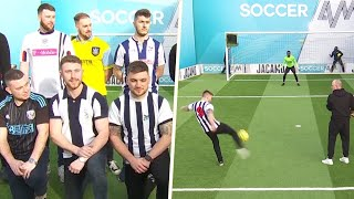 The WORST Volleys in the history of Soccer AM?!