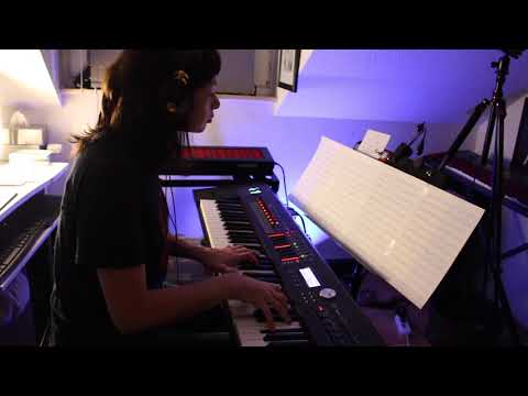 A-Ha - Take On Me - MTV Unplugged - piano cover