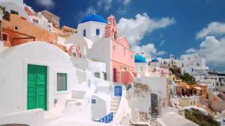 SANTORINI Relaxing Chill Out Luxury Lounge mp4