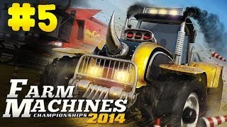 Farm Machines Championships 2014 - Walkthrough - Part 5 (PC) [HD]