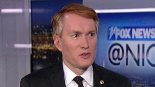 Sen. James Lankford talks government funding showdown
