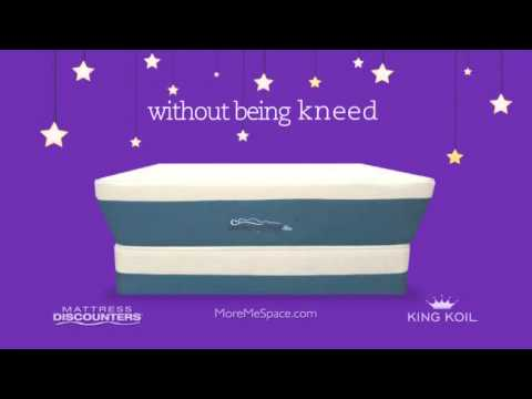 King Koils new Flare mattress at Virginia Beach Mattress Discounters