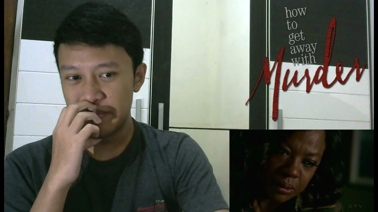 How To Get Away With Murder 3x08 `no More Blood` Reaction 201612  Howtogetawaywithmurderrecapseason