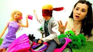 Барби и Кен: где сумочка Барби? Игры с Барби для девочек