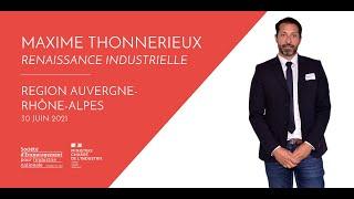 Maxime Thonnérieux - Industrie et pollution : bilan de la table-ronde