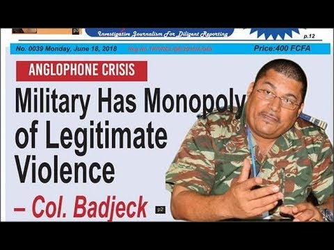 Breaking News! Cameroon Daily News Papers Today June 18 2018! Watch..