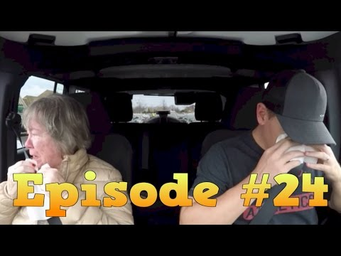 Episode #24 - Dementia gets worse and I need to get stronger