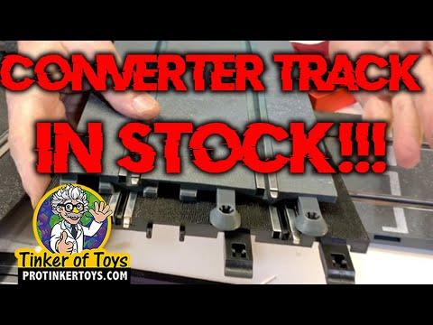 Can I convert my NINCO, SCX and SCALEXTRIC Track?! | 10110 | Ninco