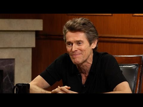"Willem Dafoe on Trump's America: The world ""thinks we're crazy"" 