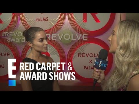 Olivia Culpo Spills on Striking Poses With a Large Snake for SI | E! Red Carpet & Award Shows