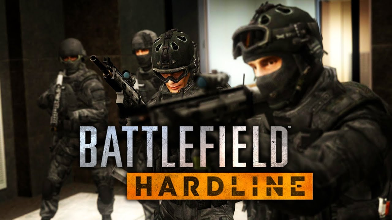 SWAT SNIPER! - Battlefield Hardline Beta (Sniper Gameplay ...