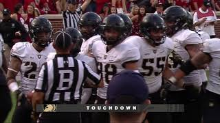Highlights: Army Football at #5 Oklahoma 9-22-18