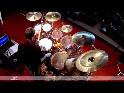 Drum Clinic by 14 yr old Floyd Emmanuel Libera. www.jamdrumschool.com