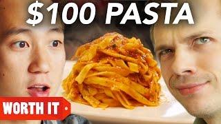 Download $8 Pasta Vs. $100 Pasta Mp3 and Videos