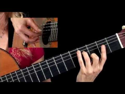 Fingerstyle Acoustic Guitar Lessons - Muriel Anderson's Essentials - Technical Tips & 6th Intervals