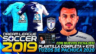 Download Plantilla Del Atlas Fc Para Dream League Soccer 2019
