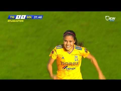 Resumen | Tigres Femenil 4 - 2 Guadalajara Femenil | LIGAMX Femenil - Semifinal