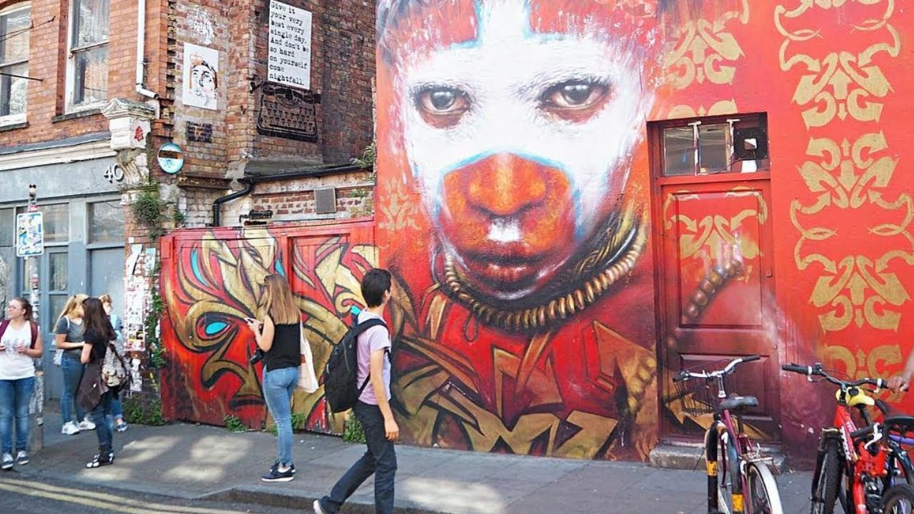 Best Street Art to See in London | London Travel Guide | Love and London