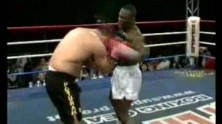 Gambar cover Dzevad Poturak vs. Melvin Manhoef (round 2&3)