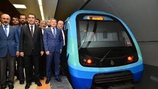 Pendik Tavşantepe Metrosu açıldı