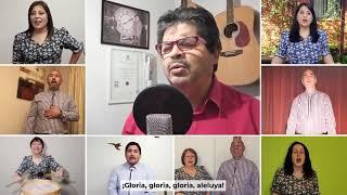 AYEKÁN - Gloria, gloria aleluya