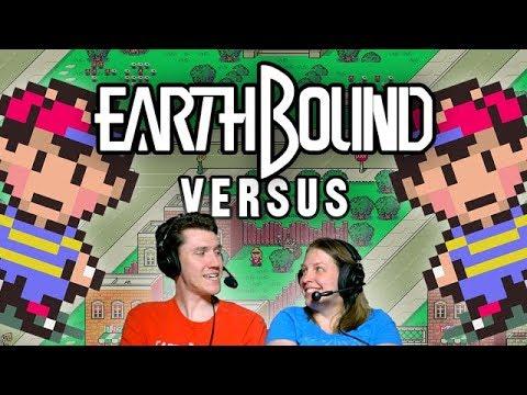 STEPHEN VS MAL: EARTHBOUND (SNES Classics #17)