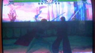 Rukia vs Sapphire