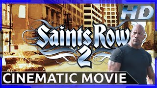 Saints Row 2 + DLC : Cinematic Movie - As Dwayne Johnson (HD 1080p)