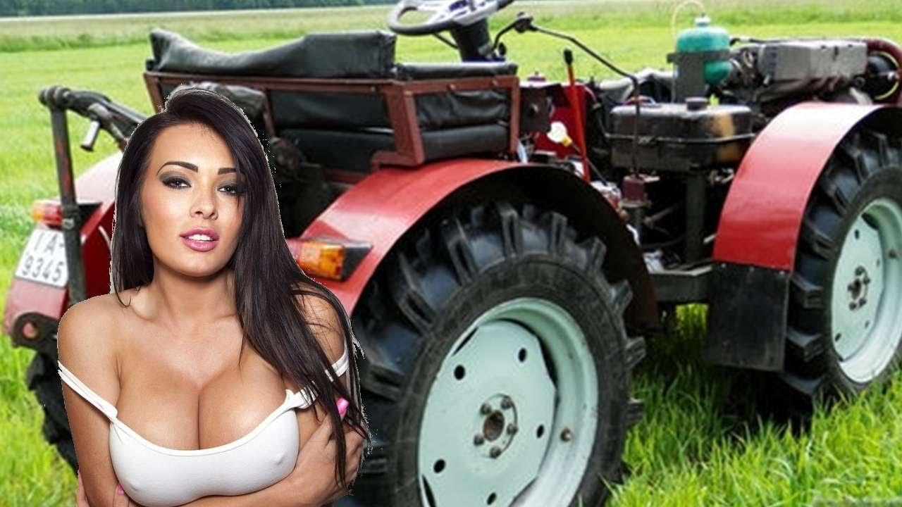 Як зробити трактор своими руками
