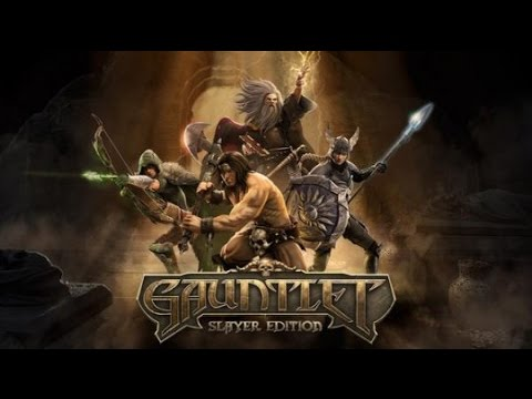 Gauntlet Slayer Edition Ps4 Review Youtube