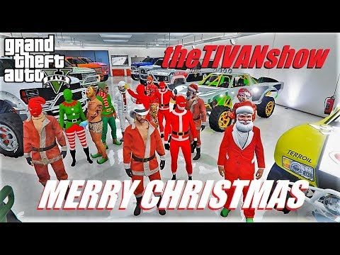 GTA5 = CHRISTMAS LIVE STREAM = BEST OF MAXTORQUE87 2017 RACES W/ TIVAN #TEAMLIVE