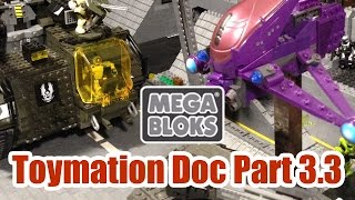 Halo Mega Bloks Toymation Doc - Part 3.3