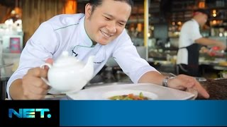 Rianti & Cas Alfoncius - Hot Couple Rib Soup | Chefs Table | Chef Chandra | Netmediatama