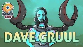 Fish Five-0: Dave Gruul (Standard, Magic Arena)