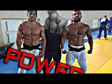 Тренировки самого мощного дзюдоиста в МИРЕ   ILIAS ILIADIS   TRAIN LIKE A BEAST   Ηλίας Ηλιάδης