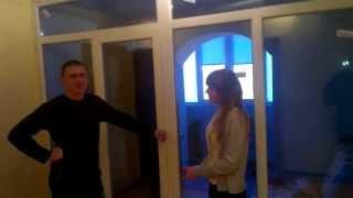 Окна Днепропетровск - устанавливал перегородку в комнате, пластиковые окна и двери(Все хорошо, доволен. В принципе работу по установке пластиковых окон быстро сделали, говорили в течении..., 2013-12-19T16:24:17.000Z)