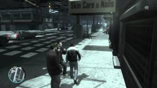 Wrong Kind Of Attention GTA IV