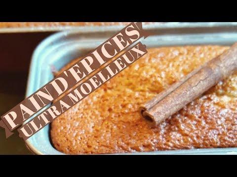 pain-d'épices-moelleux- -recette-de-noel-simple
