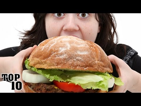 Top 10 Foods You Should Never Eat Again