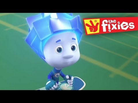 The Fixies ★ The Suction Cup - More Full Episodes ★ Fixies English | Fixies 2018 | Cartoon For Kids