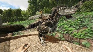 """ARK: Survival Evolved #3 - Ấp Trứng Khủng Long """"Deinonychus"""" Và Chuyến Di Cư Qua Vùng Đất Tuyết"""